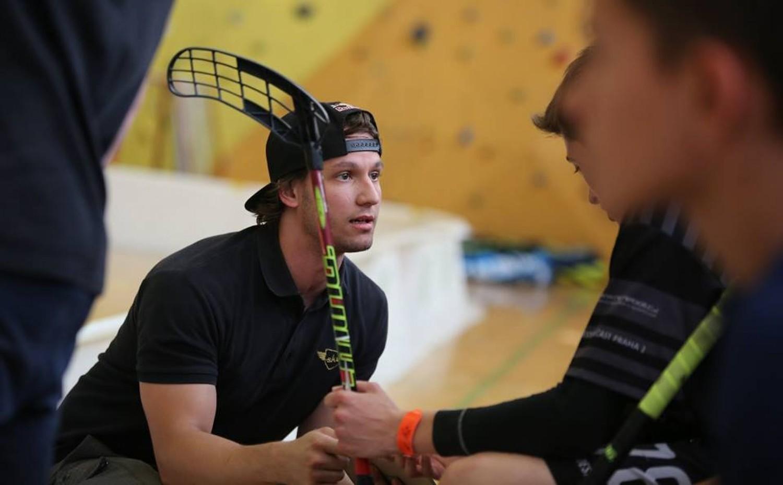 Boleslav Kytka: Chceme hrát rychlý kombinační florbal