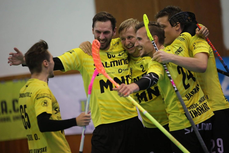 Rieger aréna bude hostit Sletový florbalový pohár!