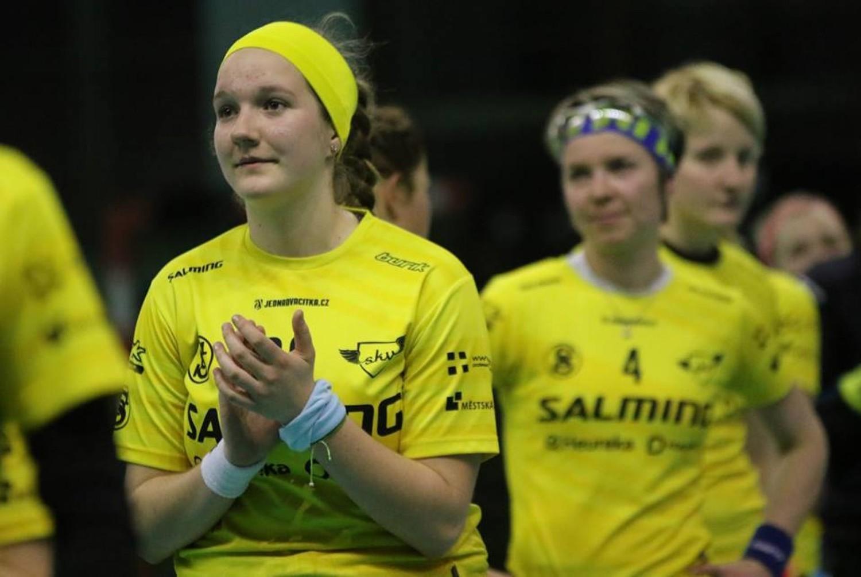 Karolína Černovská: Chci hlavně týmový úspěch!
