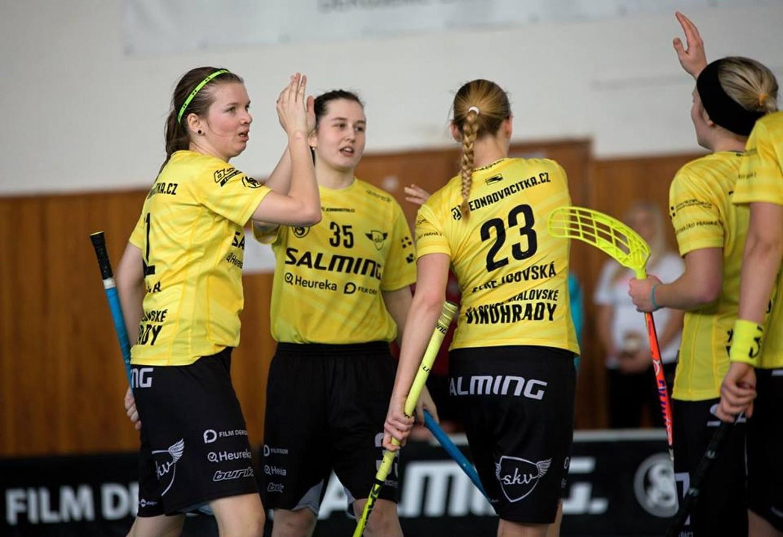 Ladies vezou z Olomouce jedno vítězství