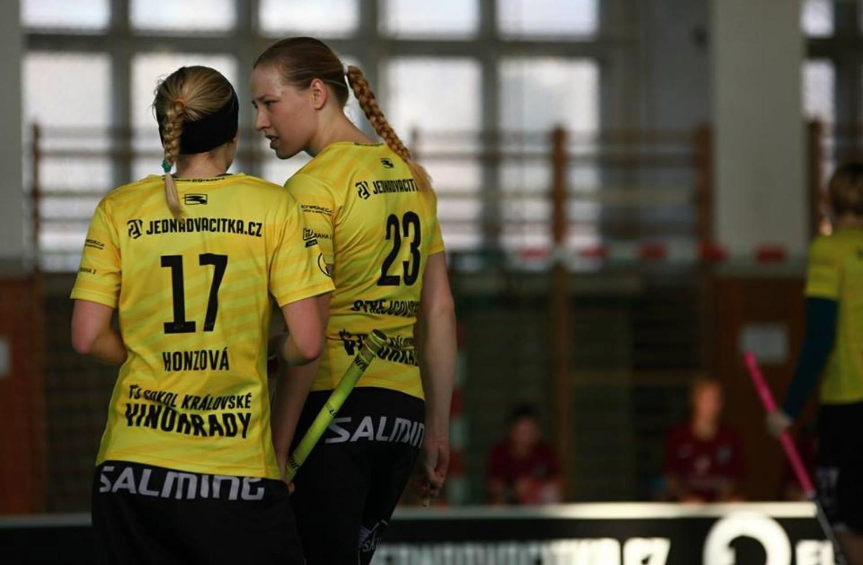 Ladies odstartují boj o záchranu v Olomouci