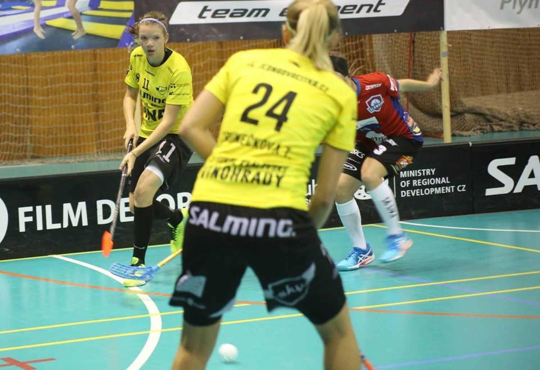 Ladies body z Olomouce nepřivezly