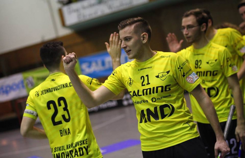 Lukáš Gregor: Letos máme silnější tým!