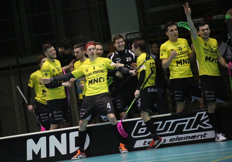 Boys v sérii s Pardubicemi snížili skóre