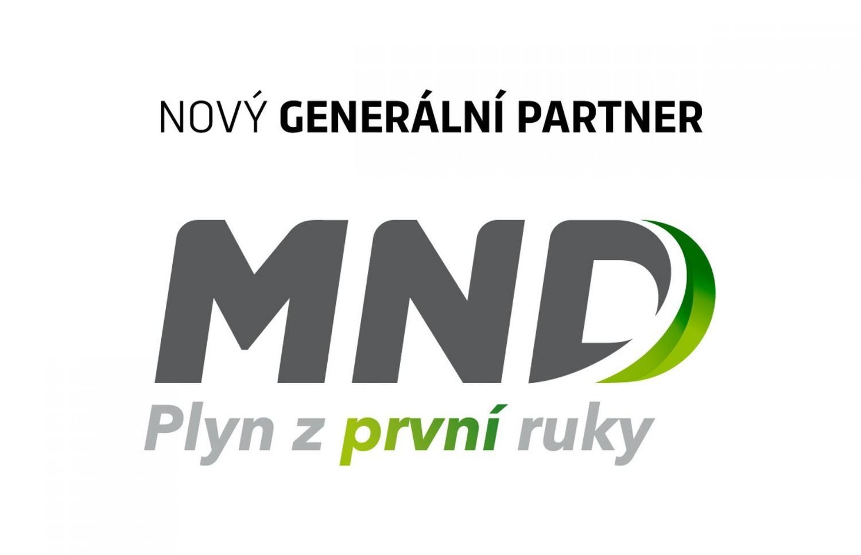 Novým generálním partnerem SKV je společnost MND a.s.