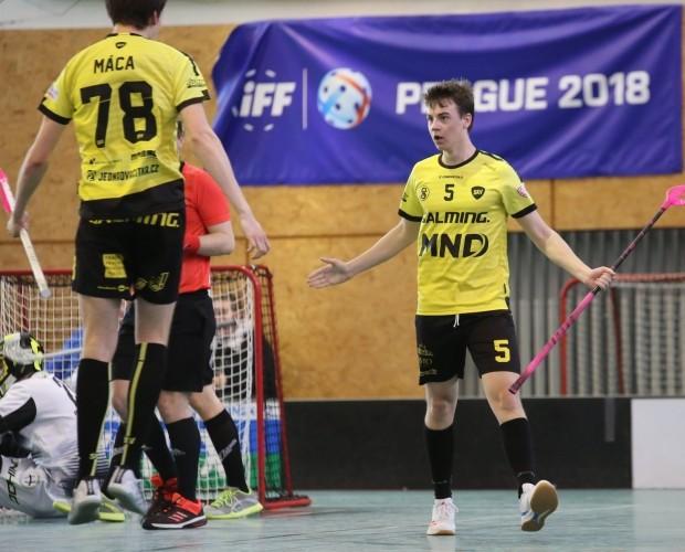 Czech Open preview: Junioři se střetnou se soupeři z Česka, Finska a Švýcarska