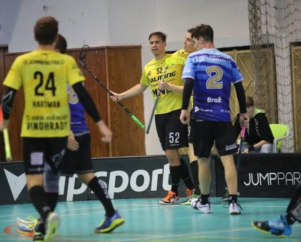 Boys načnou play off o víkendu v Karlových Varech