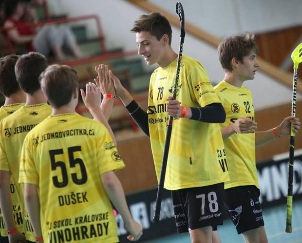 Prague Games - den druhý: Dorostenci zaznamenali dvě výhry a zůstávají ve hře