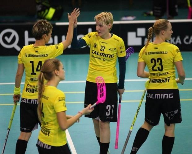 Ladies porazily Olomouc 2:1 a vynutily si sedmý zápas