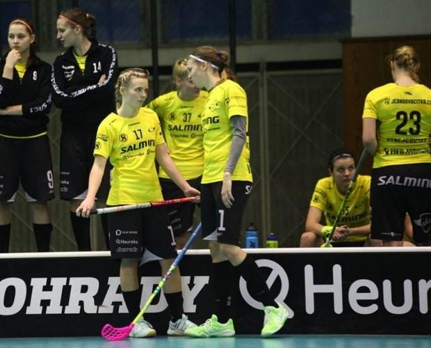 Ladies nezvládly domácí zápas s Bohemkou