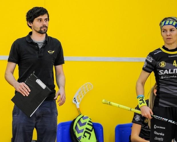 Pavel Doubek: Poctivě pracující hráčky se zlepšují