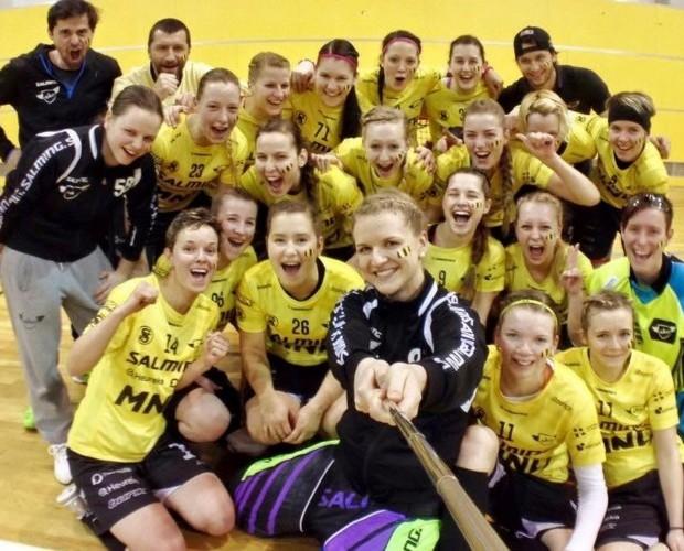 Extraliga zůstane na Vinohradech! Ladies ovládly rozhodující duel s Olomoucí 5:1
