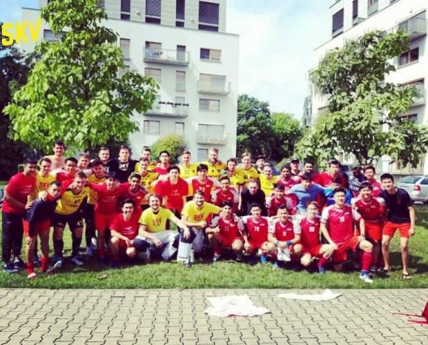Czech Open - den první: Sokolové porazili reprezentaci Singapuru