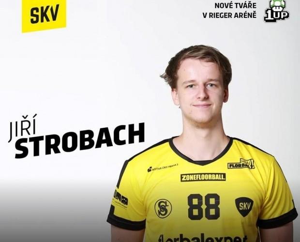 Posila do obrany! Z Liberce přichází Jiří Strobach