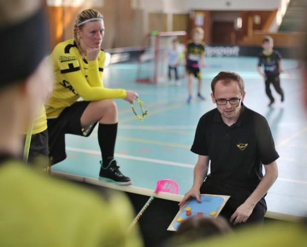 Kouč Ladies Jonáš Sigl: Play off ukázalo, že umíme hrát obětavě