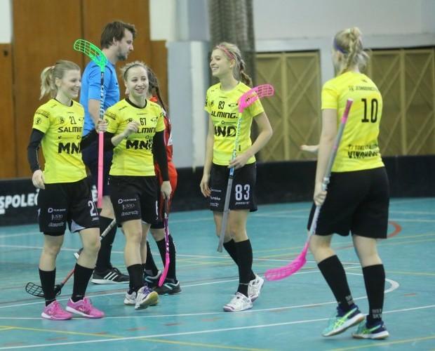 Jednoznačný postup. Ladies dvakrát porazily Českou Lípu a jsou ve čtvrtfinále