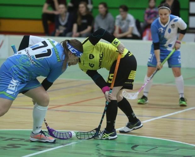 Rozhodující duel semifinále! Ladies se v neděli v Rieger aréně utkají s Hradcem