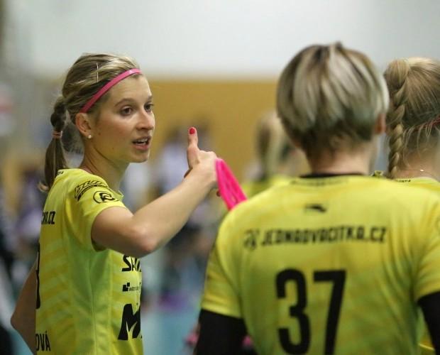 Ladies ovládnou základní část 1. ligy! Z jihu Čech přivezly rozhodujících 6 bodů