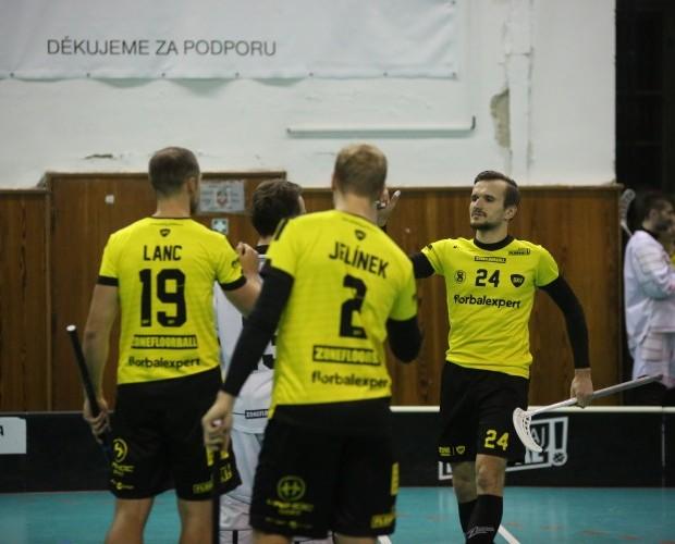 Páteční derby Vinohrady vs. Jižák! Sokol se v Rieger aréně utká s Chodovem