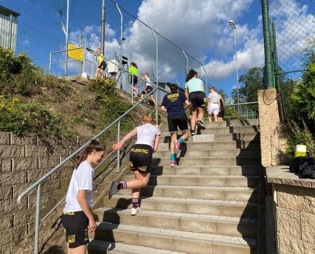 Léto plné soustředění: Mládežnické týmy trénovaly na sezonu