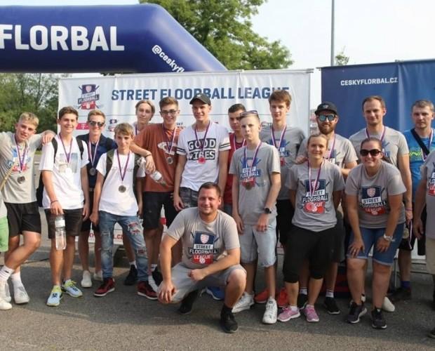 Street Floorball na Vítkově je úspěšně za námi!